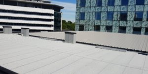 Duo membrane roofing